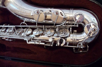 Saxophone After