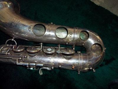 Saxophone Before